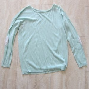 Tobi Sweaters - Tobi mint sweater